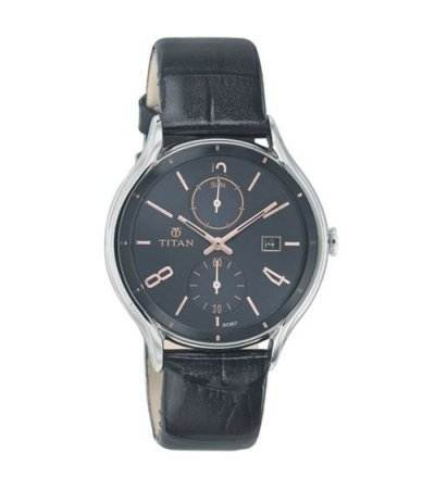 Titan 9964SL01J Analog Watch