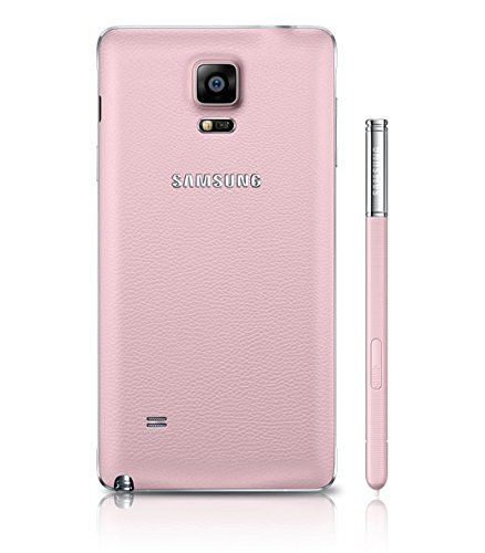 Samsung Galaxy Note 4 32GB Pink Mobile