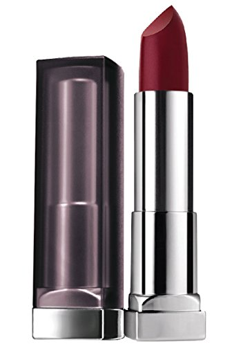 Maybelline New York Color Sensational Creamy Matte Lipstick  Divine Wine