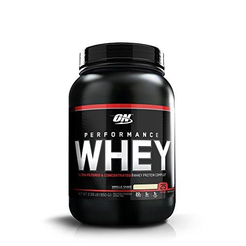 Optimum Nutrition (ON) Performance Whey Protein - (950gm, Vanilla)