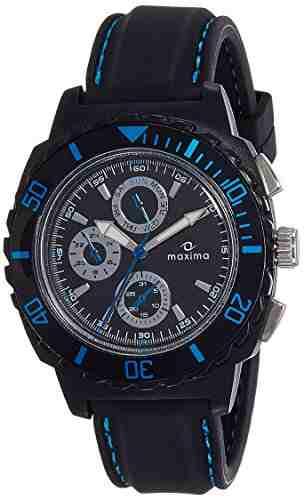 Maxima 30771PPGN Hybrid Analog Watch
