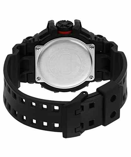 Casio G-Shock GA-400-1BDR (G566) Analog-Digital Black Dial Men's Watch (GA-400-1BDR (G566))