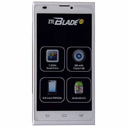 ZTE Blade L2 White Mobile