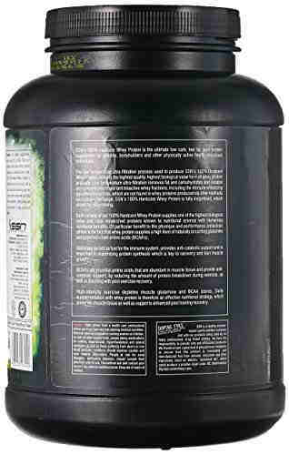 SSN Whey Protein 5 Lbs (2.26Kg, Strawberry)