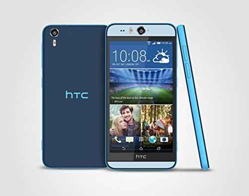 HTC Desire Eye Blue Mobile