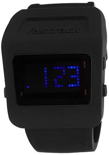 Fastrack 38011PP01J Digital Watch (38011PP01J)