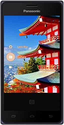 Panasonic Eluga I 8GB Silver Mobile