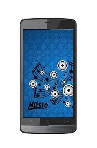 Spice Stellar 518 8GB Black Mobile