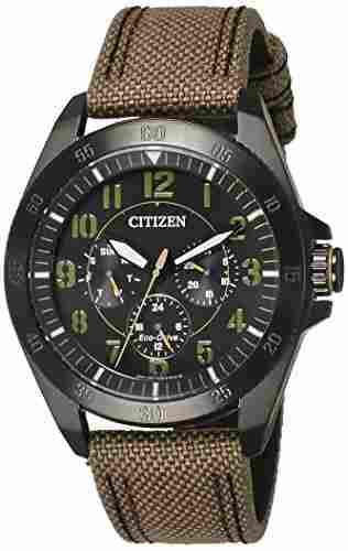Citizen Eco-Drive BU2035-05E Analog Watch (BU2035-05E)