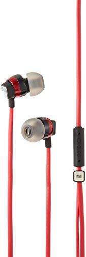 Sennheiser CX 3.00 in-Ear Canal Headphone, Red