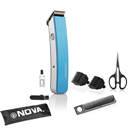 Nova NHT 1047 Pro Skin Advance Trimmer Blue