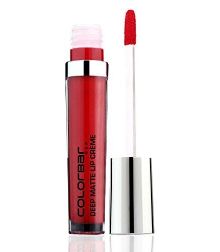 Colorbar Deep Matte Lip Creame Deep Red 001