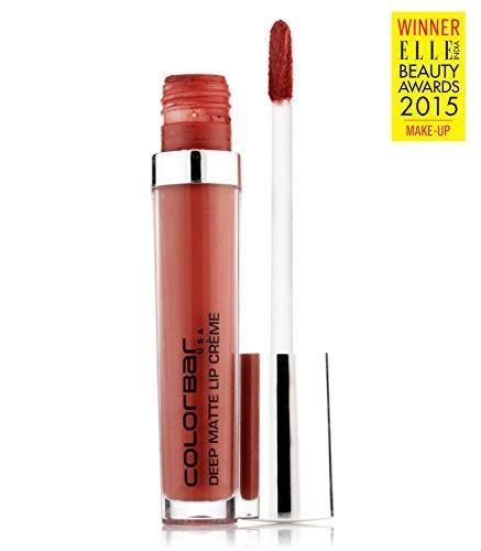 Colorbar Deep Matte Lip Creme, Deep Coco 005