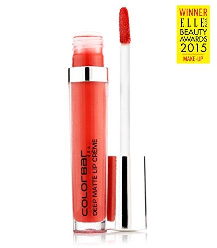 Colorbar Deep Matte Lip Creame Deep Rust 006