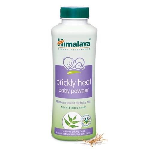Himalaya Baby Prickly Heat Powder, 100 gm (Pack Of 2)