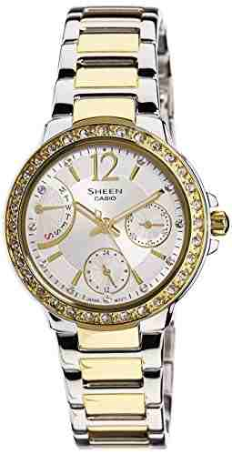 Casio Sheen SX136 Analog Watch (SX136)
