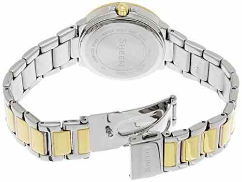 Casio Sheen SX136 Analog Watch