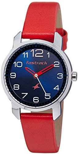 Fastrack 6111SL02C Analog Watch (6111SL02C)