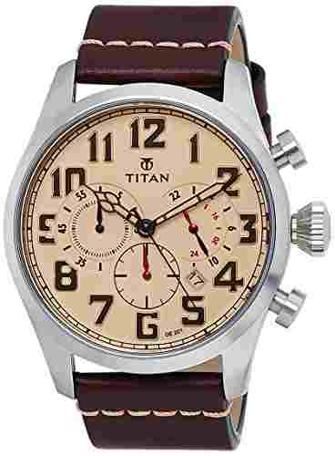 Titan 9477SL02J Analog Watch (9477SL02J)