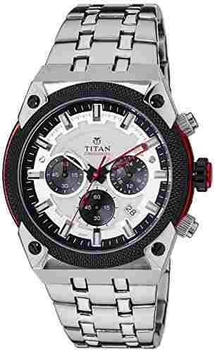 Titan 90030KM03 Analog Watch