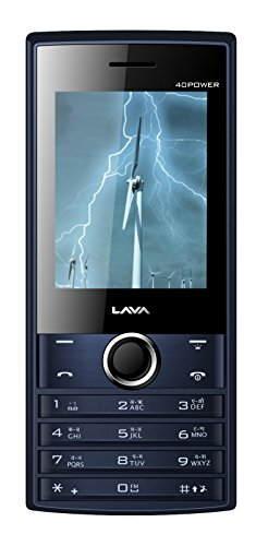 Lava Kkt 40 Power Mobile