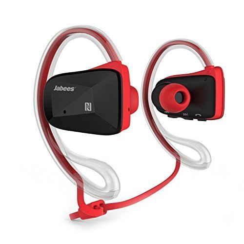Jabees BSport Bluetooth Sweatproof Headset