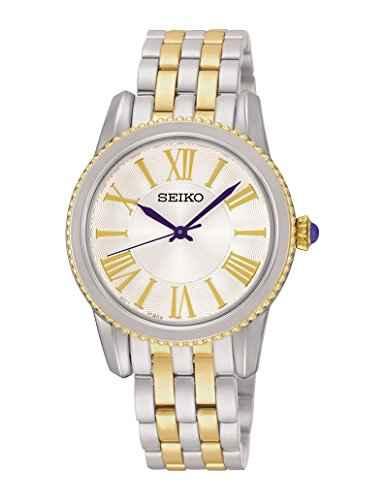 Seiko SRZ438P1 Neo Classic Analog Watch (SRZ438P1)