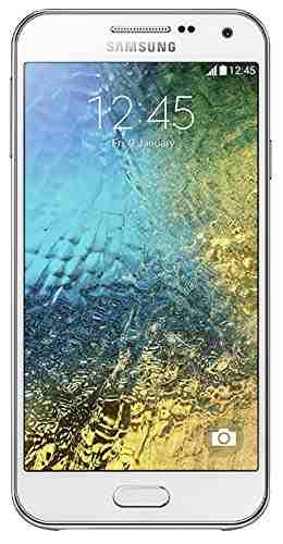 Samsung Galaxy E5 16GB White Mobile