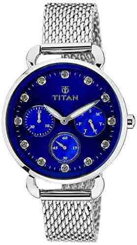 Titan Purple 95013SM01J Analog Watch (95013SM01J)