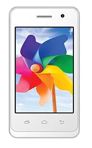 Intex Aqua R3 512MB White Mobile