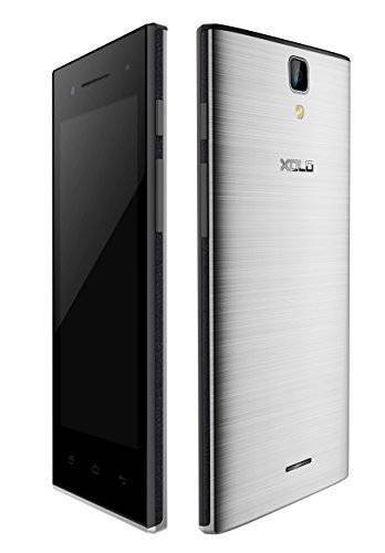 Xolo Q520S 512MB RAM Silver Mobile