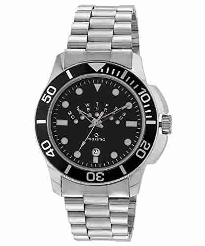 Maxima 32870CMGI Attivo Analog Watch