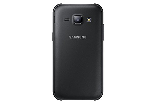 Samsung Galaxy J1 4 GB Black Mobile