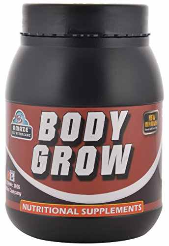 Amaze Body Grow (1Kg, Vanilla)