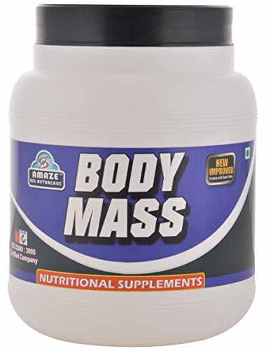 Amaze Body Mass (2Kg, Vanilla)