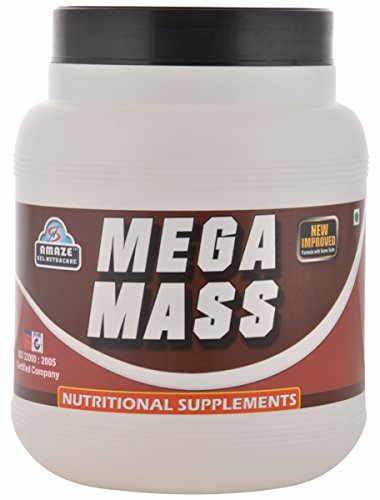 Amaze Mega Mass (2Kg, Chocolate)