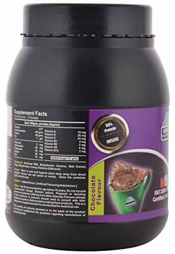 Amaze Muscle Gainer (1Kg, Chocolate)