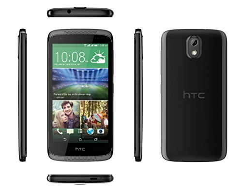 HTC Desire 526G+ 16GB Black Mobile