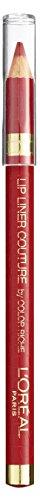 Loreal Paris Color Riche Lip Couture Scarlet Rouge
