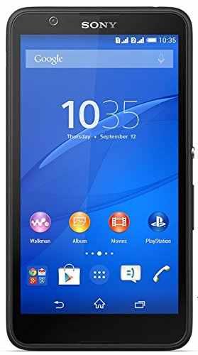 Sony Xperia E4 8GB White Mobile