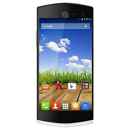 Micromax Canvas Selfie A255 (Micromax A255) 16GB White Mobile