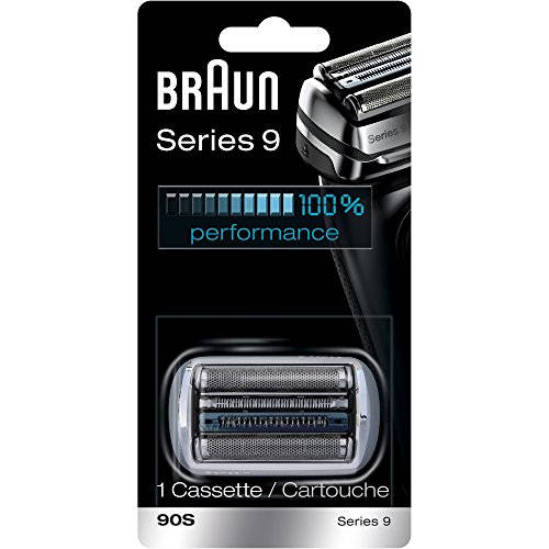 Braun 90S Series 9 Replacement Head Cassette For Shaver