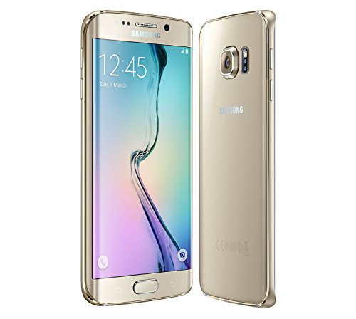Samsung Galaxy S6 Edge 64GB White Mobile