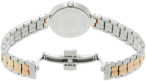 Tissot MN-T094.210.22.111.00 Flamingo Round Analog Women's Watch (MN-T094.210.22.111.00)