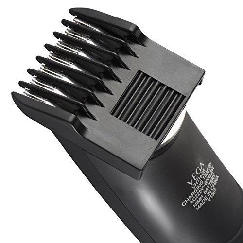 Vega VHTH 05 T Desire Beard & Hair Trimmer With Adaptor Grey