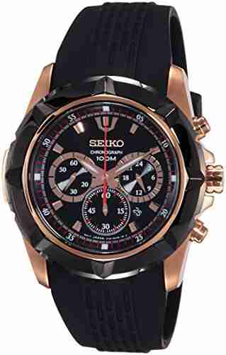 Seiko SRW030P1 Basic Analog Watch (SRW030P1)