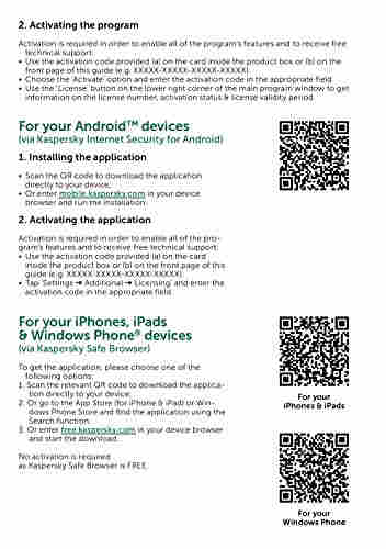 Kaspersky Internet Security for Android 1 Device 1 Year