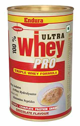 Endura Ultra Whey Pro (500gm / 1.11lbs, Chocolate)