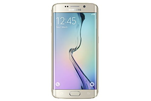 Samsung Galaxy S6 Edge SM-G925IZDAINS 32GB Gold Platinum Mobile