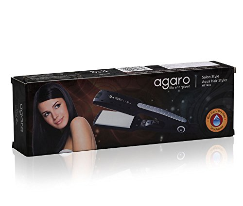 Agaro AG-HS-5402 Aqua Hair Straightener